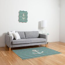 Bianca Green Anchor 1 Novelty Rug