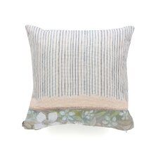 Cori Dantini Stripes Woven Polyester Throw Pillow
