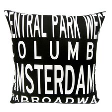Upper West Side-NY Pillow