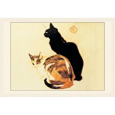 Chats Canvas Art