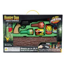 Hot Shot Toy Pistol Arcade Set