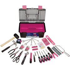 170 pc Household Tool Kit with Tool Box
