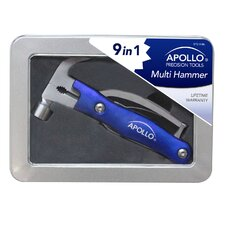9-In-1 Multi Hammer