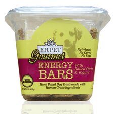 Gourmet 1lb Case Energy Bars Dog Treat