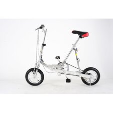 Single Speed Mini-Tire Folding Bike