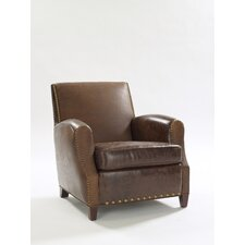 Parisian Leather Chair