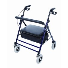 Endurance HD Heavy Duty 4 Wheel Walker