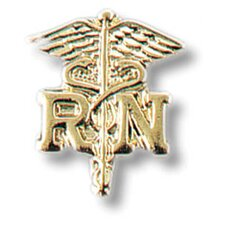 Registered Nurse Letters on Caduceus Tacs