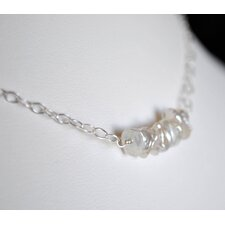 Keishi Pearl Swing Necklace