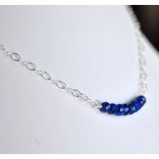 Lapis Swing Necklace