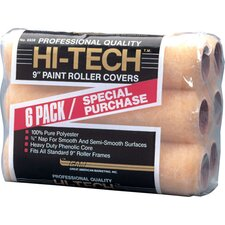 Hi-Tech® 6 Pack Roller Covers RC06938