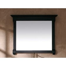 "Marlisa 41.5"" x 47.25"" Bathroom Wall Mirror"