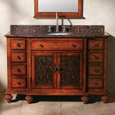 "Elana 53.25"" Bathroom Vanity Set"