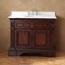 "43"" Single Bathroom Vanity Set"