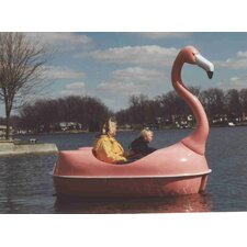 Flamingo Paddleboat