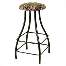 "Contempo 24"" Swivel Barstool"