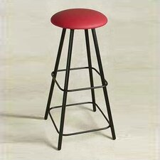 "36"" Straight Leg Swivel Stool"