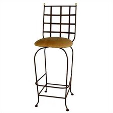 Westminster Swivel Barstool w/ Arms