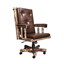 Glacier Country Upholstered Office Chair