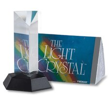 "4.5"" Light Crystal Prism"