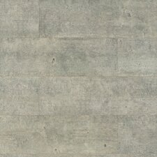 "Artcomfort 11-5/8"" Engineered Cork Flooring in Beton Haze"