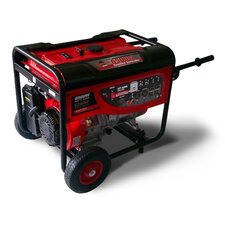 6,500 Watt Portable Gas Generator