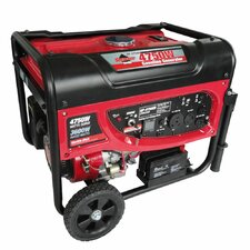 4,750 Watt Portable Gasoline Generator