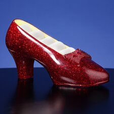 """Ruby Slippers"" Musical Jewelry Holder"
