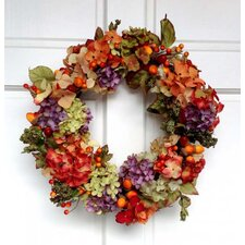 Garden Splendor Wreath