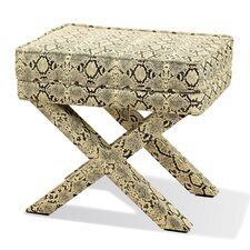 Royal Python Fabric Bench