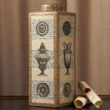 Franco Carrai Via Santo Spirito Tall Covered Decorative Jar