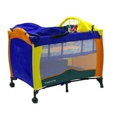 Incredible Two Level Full Size Playard