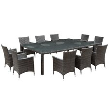 Alfresco 11 Piece Dining Set