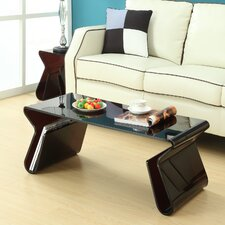 Magazine Coffee Table Set