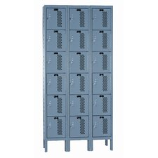 Heavy-Duty Ventilated (HDV) Assembled Locker