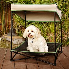 Quik Instant Pet Shade with Mesh Bed