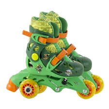 Teenage Mutant Ninja Turtles Junior Convertible 2-in-1 Skate