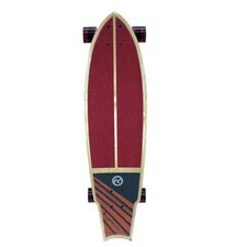 "Kryptonics Swallow Tail Choice Graphic 34"" Complete Skateboard"