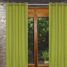 Karma Window Grommet Curtain Panel Pair