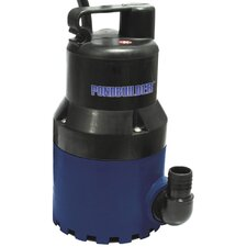 39 GPM Clear Water Pond Pump