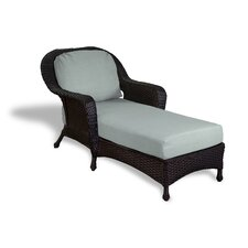 Lexington Chaise Lounge with Cushion