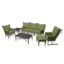 Westgate 6 Piece Sofa Seating Group with Cushions