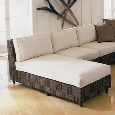 Loft Fabric Chaise Lounge