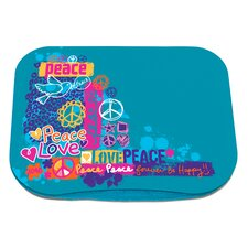 Signs of Peace Lap Desk