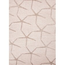 Coastal Living(R) Hand-Tufted White Coastal Rug