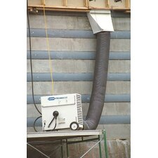 "Duct, Plastic, Light Duty, 12ft (18"") - Premier 350"