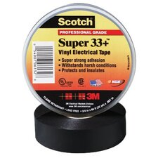 Scotch® Vinyl Electrical Tapes 33 - 33 1-1/2x44 scotch vinylelectrical tape