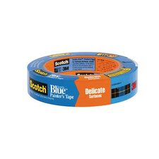 X 60 Yard Scotch-Blue™ 2080 Painter's Tape For Delicate Surfaces (36 Rolls Per Case)