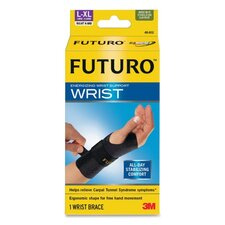 Futuro Energizing Wrist Support, Large/Xlarge, Fits Right Wrists