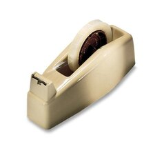 Tape Dispenser, Heavy Duty, Beige